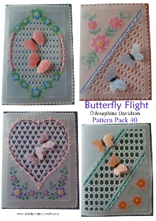 40 Butterfly Flight