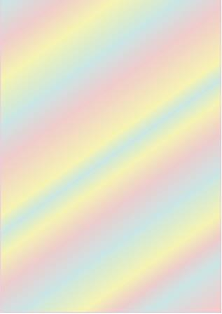 Sherbert Rainbow Card