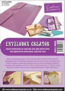 Crafters Companion Envelobox