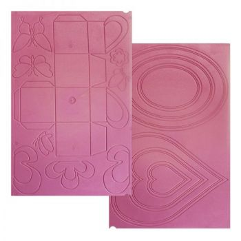 Ultimate Pro embossing board - Boxes