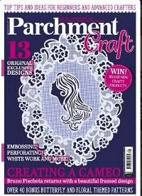 Parchment Craft Magazine September 2017