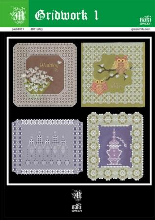 Miki Green Pattern Packs