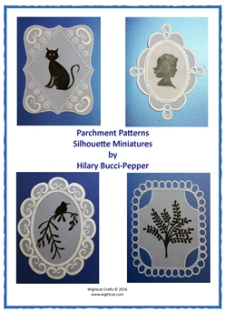Hilary Bucci-Pepper Silhouette Miniatures