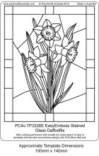 TP3226E-Stained-Glass_daffodil