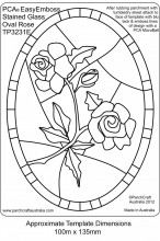 TP3231E-Stained-glass_oval_rose