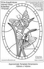 PCA Stained Glass Templates
