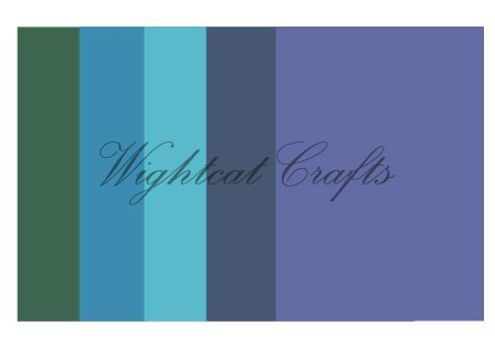 Vellum Pack Mixed Blue