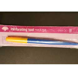 Blue Handle Pergaano Tool