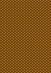 Dots brown 61573