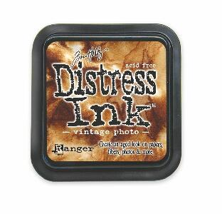 Tim Holtz Ranger Distress Ink Pad Wightcat Crafts Newport Isle of Wight