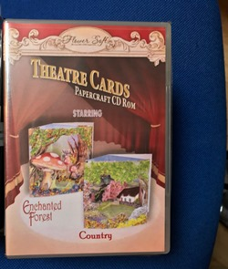 theatre cards CD