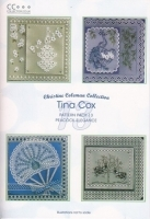 Tina Cox Parchment Pattern Wightcat Crafts Newport Isle of Wight