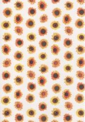 Vellum Sunflowers